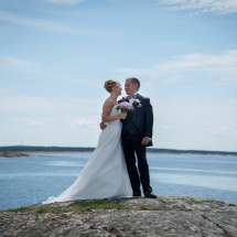 Bröllopsfotografering